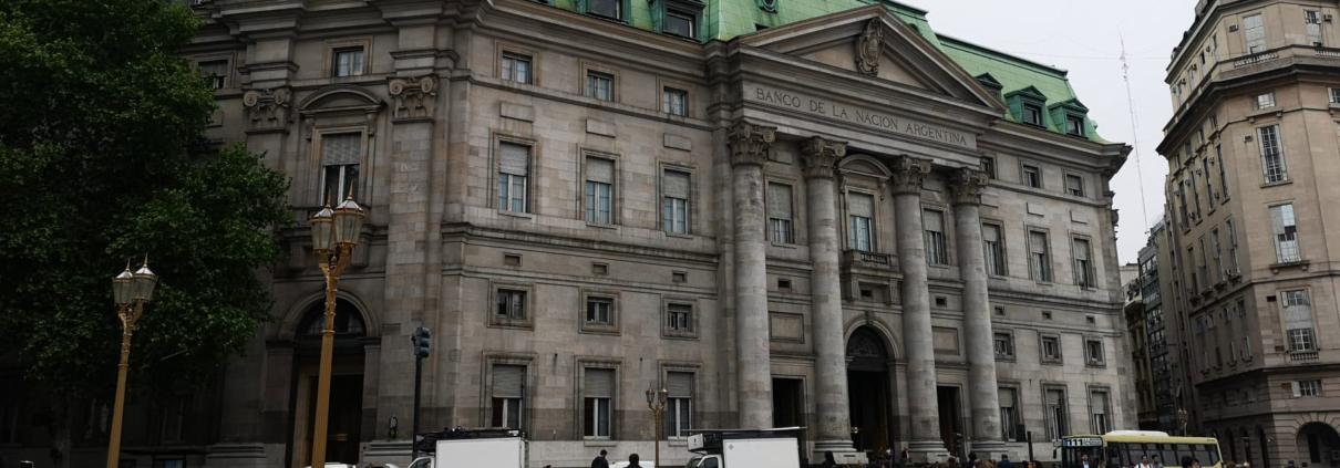 Banco de la nación argentina Buenos Aires