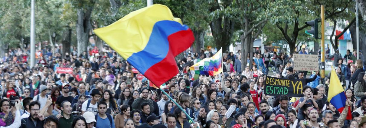Colombia registra 45 masacres y 182 víctimas en 2020 - I&AL