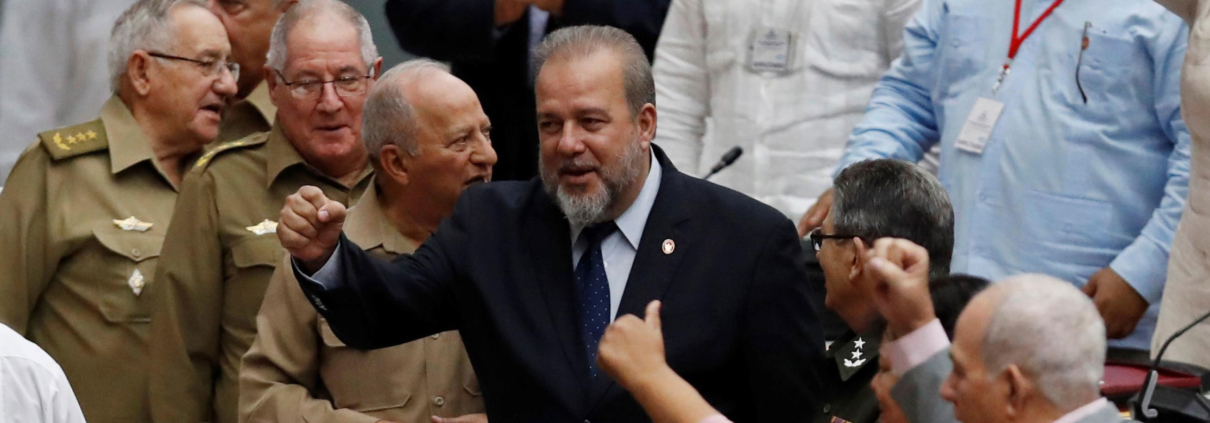 Il primo ministro cubano Manuela Marrero Cruz