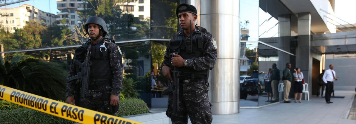 Militari della Repubbllica Dominicana