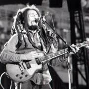 Bob Marley in concerto a Milano il 29 giugno 1980