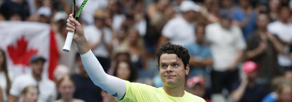 Il tennista cileno Cristian Garin