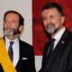 L'ambasciatore tedesco in Italia Viktor Elbling insignito dell'onorificenza Aguila Azteca