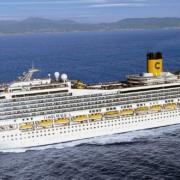 La nave da crociera Costa Magica punta verso Cuba / Ansa