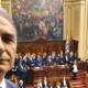 Il sottosegretario Merlo alla cerimonia di insediamento del presidente uruguaiano Lacalle Pou